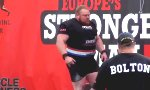 Lustiges Video : Strongest Man 2014